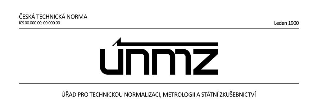 České normy