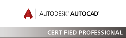 Certified Professional Autodesk: AutoCAD